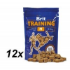 Brit Training Snack jutalomfalat M 12x100g