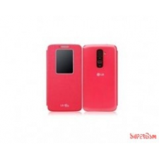 LG G2 mini s-view flip cover tok,Pink tablet tok