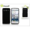 Muvit Huawei Ascend G510 hátlap - Muvit miniGel - black