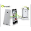 Muvit Nokia Lumia 520/525 hátlap - Muvit miniGel - white