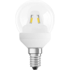 Osram PARATHOM LED MINI-BALL 230V 2W (15W) 136LM E14 827 CLP CLEAR EAN: 4052899911307