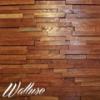 Fa ldekorációs panel Wallure, gyalult tölgy - fényes, tűzálló