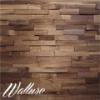 Fa ldekorációs panel Wallure, hasított dió - natúr