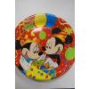 Mickey egeres tányér 23 cm (10 db)