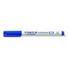 STAEDTLER Táblamarker, 1 mm, M, kúpos, STAEDTLER Lumocolor 301, kék (TS3013)
