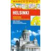 Helsinki vízhatlan várostérkép tömegközlekedéssel - Marco Polo