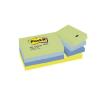 3M POSTIT Öntapadó jegyzettömb, 38x51 mm, 100 lap, 3M POSTIT, álmodozó színek