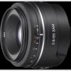 Sony SAL85F28 85 mm-es F2,8 SAM