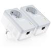 TP-Link NET TP-LINK TL-PA4010P AV500 Powerline Adapter konnektorral - Starter Kit