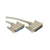 ROLINE Cable ROLINE PC modem 25F/M 9m