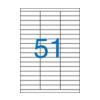 VICTORIA uni. 70x16,9mm 5100db/cs | Általános etikettek