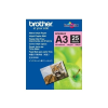 Brother PHOTO PAPER BROTHER BP60MA3 A3 matt fotópapír (25 lap)