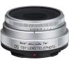 Pentax 18mm f/8,0 (equ. 100mm format 35mm) objektív