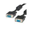 ROLINE Cable ROLINE VGA hosszabbító 15 pin M/F 20m