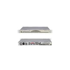 Supermicro SZVR SUPERMICRO - Super Server - Intel - 1U - SYS-5013C-M szerver