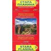 No.3: Stara Planina 3. (Belogradchik - Berkovita) turistatérkép - Domino