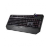 Tesoro Durandal Ultimate G1NL LED Backlit Mechanical Gaming Keyboard Cherry MX Red billentyűzet