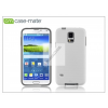 CASE-MATE Samsung SM-G900 Galaxy S5 hátlap - Case-Mate Tough - white/grey