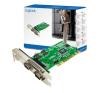 LogiLink PCI Multi I/O vezérlő kártya,2 soros port + 1 párhuzamos port vezérlőkártya