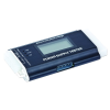 Gembird Tápegység teszter LCD