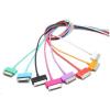 4world USB 2.0 kábel iPad / iPhone / iPod transfer/töltőhöz 1.0m fehér