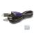 Trendnet TK-CU06 D-SUB 15pin USB M/M KVM switch adatkábel 1.8m fekete
