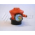 SRG 50 mbar-os nyomáscsökkentő gyorscsatlakozós gázpalackhoz