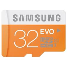 Samsung EVO MicroSDHC 32GB (class 10) + adapter memóriakártya