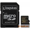 Kingston 16GB microSDHC Class10 UHS-I + adapter