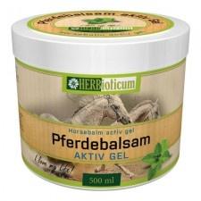 Herbioticum Lóbalzsam aktív hűsítő gél 500 ml testápoló