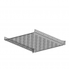 Netrack equipment shelf 19\'\'  1U/550mm  charcoal