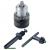 tokmány; hagyományos 1,5-13mm, SDS-normál adapter, tokmánykulcs