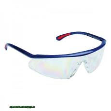 Szemüveg BARDEN víztiszta AF, AS, UV, állítható szárú, páramentes, karcálló, PC látómezővel
