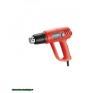 hőlégfúvó pisztoly, 2000W, 2 fokozatú: I.50-450 °C / II.90-600°C hőlégfúvó