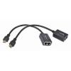 Gembird HDMI hosszabbító kábel  30 m