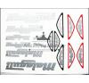 MALAGUTI MATRICA KLT. MALAGUTI EZÜST / MALAGUTI - UNIVERZÁLIS egyéb motorkerékpár alkatrész