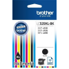 Brother LC529XLB Tintapatron DCP-J100, J105 nyomtatóhoz, BROTHER fekete, 2400 oldal (TJBLC529XLB)