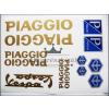 PIAGGIO MATRICA KLT. PIAGGIO ARANY / PIAGGIO - UNIVERZÁLIS