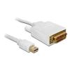 DELOCK mini DisplayPort - DVI kábel (82641)