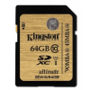 Kingston SDXC 64GB Class 10 UHS-I Ultimate memóriakártya (SDA10/64GB)