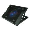 Vakoss Állítható dőlésszögű laptop hűtő (LF1860)