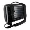 4world Notebook hátizsák Hard Case 15.6'' - fekete (08581)