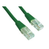 Gembird UTP Cat5e patch kábel 0.25m - zöld