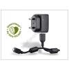 Sony Ericsson micro USB gyári hálózati töltő - 5V/0,85A - EP800+EC450 GreenHeart (csomagolás nélküli)