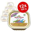 Almo Nature Classic Almo Nature Bio pástétom gazdaságos csomag 12 x 100 g - Csirke & zöldség
