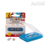 Alpine füldugó Alpine Pluggies Kids füldugó gyerekeknek füldugó