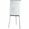 ESSELTE Flipchart tábla, mágneses, 70x100 cm,