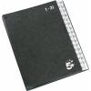 5 Star Előrendező, A4, 1-31, karton, , fekete