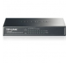 TP-Link TL-SG1008P Switch, 8 x 10/100/1000 Mbps (TL-SG1008P) hub és switch