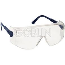 Lux Optical® Verilux védõszemüveg, víztiszta, korrekciós szemüveg fölé vehetõ, állítható